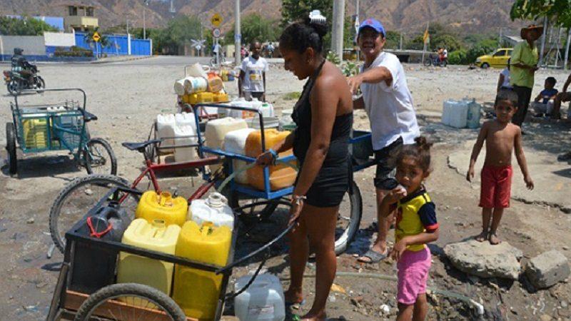 Minvivienda anuncia soluciones al problema de agua potable en Santa Marta