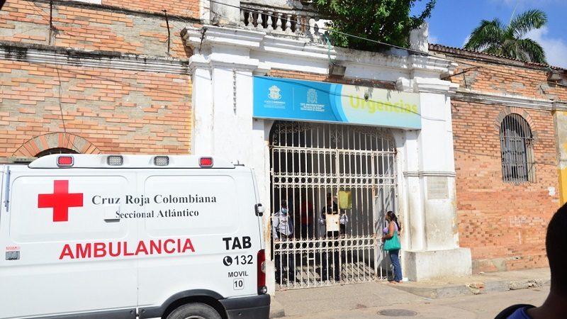 Muere mujer tras ser abandonada por un taxi en el barrio San José