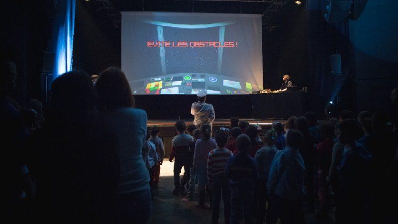 Museo del Caribe será un gran escenario de vídeo juegos, al estilo OCTOPOP