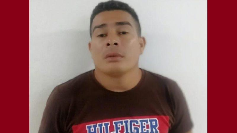 Otra vez capturan a alias 'El Soldadito' en el barrio El Bosque