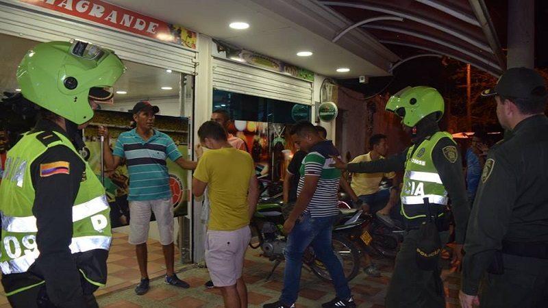 Policía reporta 451 capturas en Atlántico, en los 100 días del 'Plan Choque - El que la hace la paga'