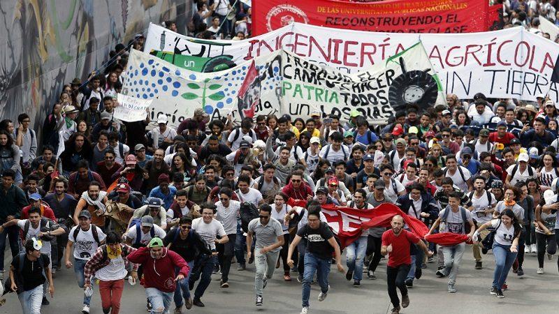 Presidente Duque invitó a estudiantes a dialogar para levantar paro en universidades