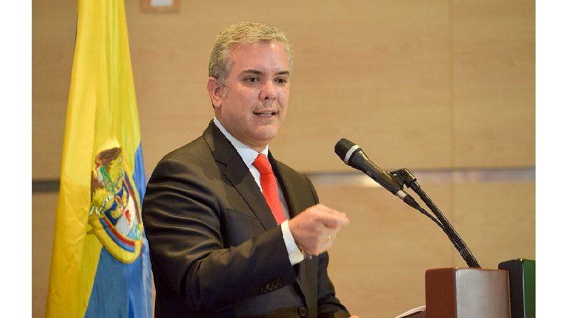 Presidente Duque pide señalar y sancionar a quienes abusan del sistema de Subsidio Familiar en el país