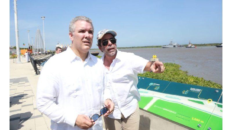 Presidente Duque vuelve a Barranquilla este viernes 23 de noviembre, inaugura Centro Regional de Atención a Víctimas