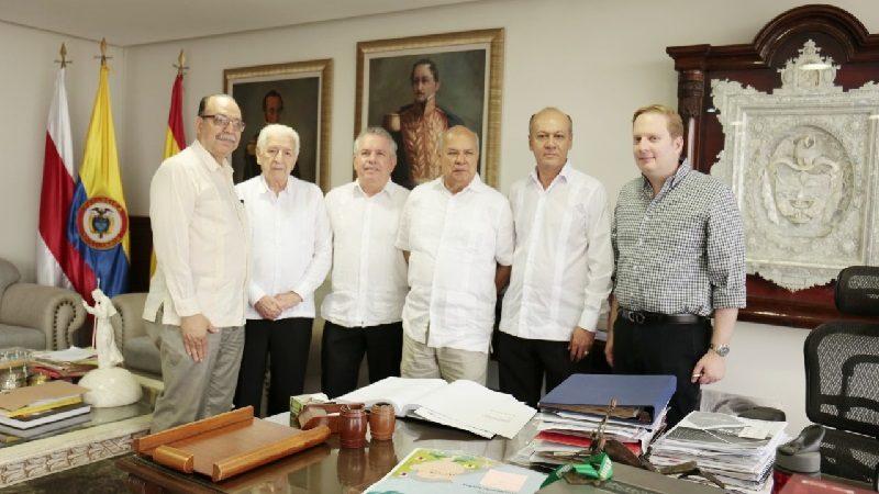 Se posesionaron cinco nuevos magistrados del Tribunal de Ética Médica del Atlántico