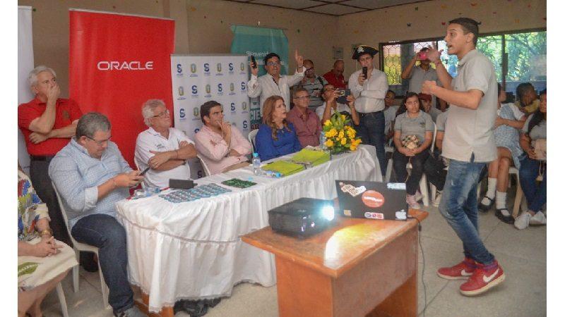 Soledad le apuesta a ser un municipio conectado con el mundo mediante las TIC