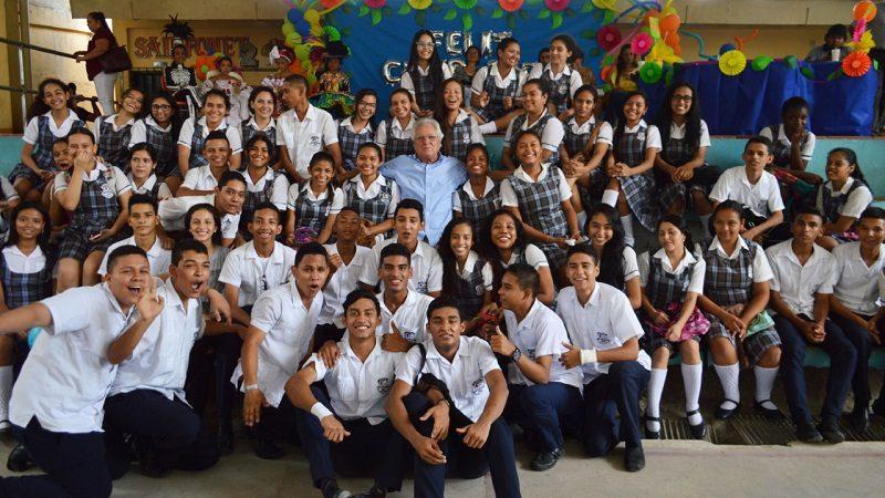 Soledad, primer municipio del país con mayor número de estudiantes en 'Generación E'