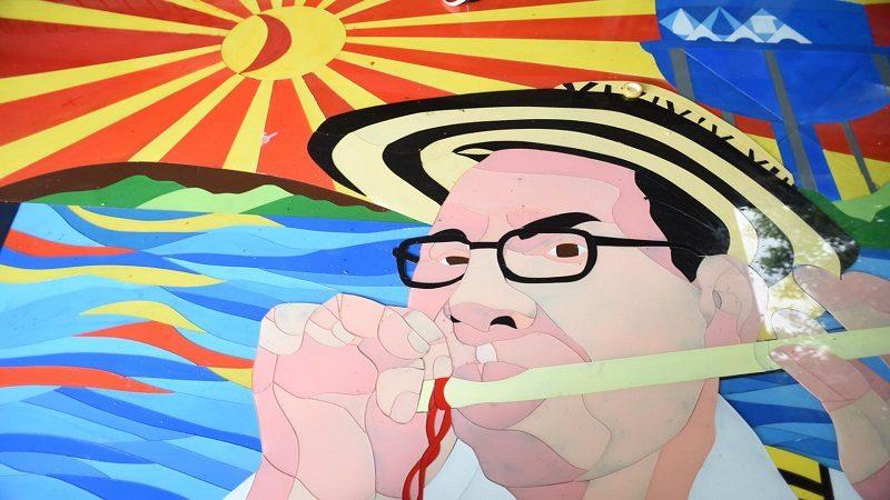 Triple A y Transmetro rinden homenaje al maestro Pedro Ramayá Beltrán