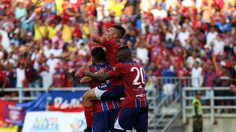 Unión Magdalena y Cúcuta Deportivo, regresan a la A