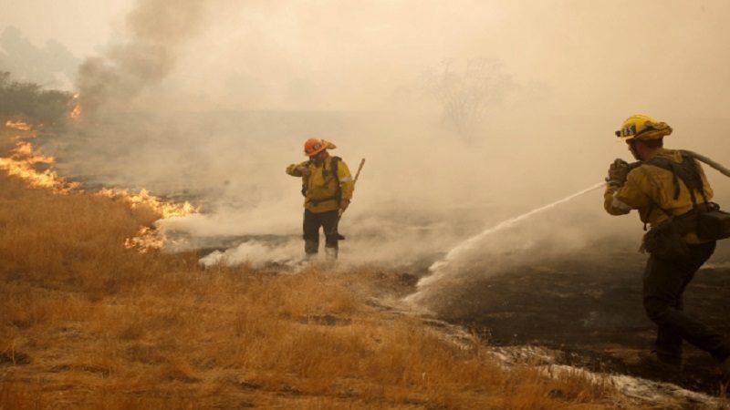 Ya son 600 desaparecidos y 66 los muertos por incendios en California