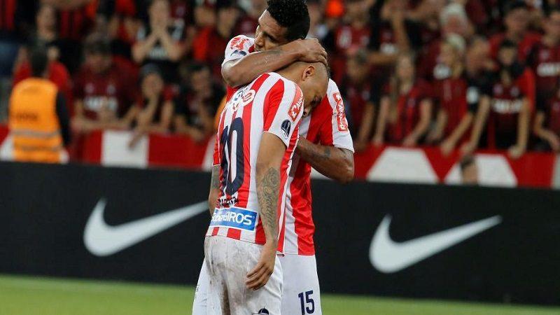 A Junior se le escapó la copa Suramericana de las manos, tras perder en penaltis con Paranaense