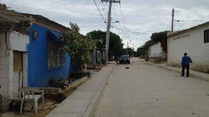 A puñal asesinan a un hombre en plena vía pública, en el barrio Los Girasoles de Soledad