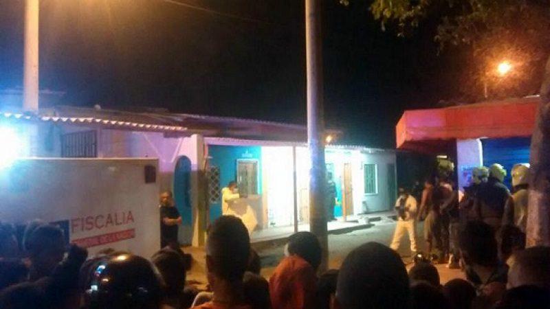 A tiros asesinan a alias 'Picoro' de 'Los Papalópez', en el barrio La Chinita
