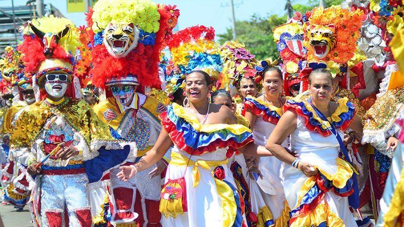 Abierta convocatoria de estímulos económicos para operadores de Carnaval en el 2019