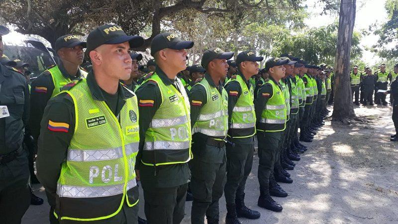 Abren convocatoria para prestar servicio militar como auxiliar de policía, en Barranquilla