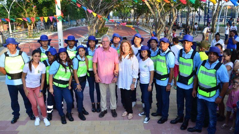 Alcaldía de Soledad conforma grupo de guardaparques en defensa del medio ambiente