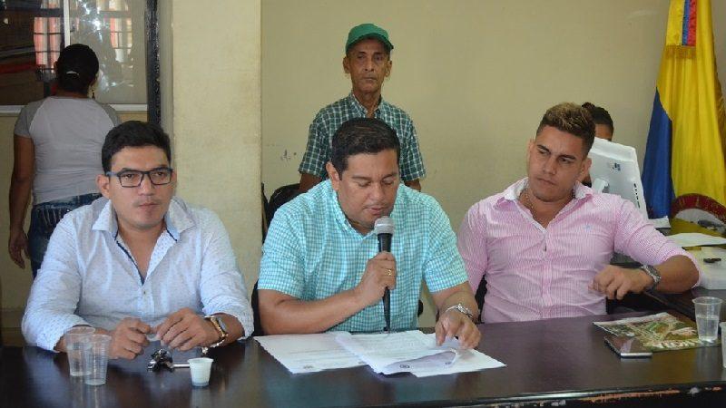 Alcalde de Malambo sanciona Acuerdo de presupuesto por $146 mil millones para 2019