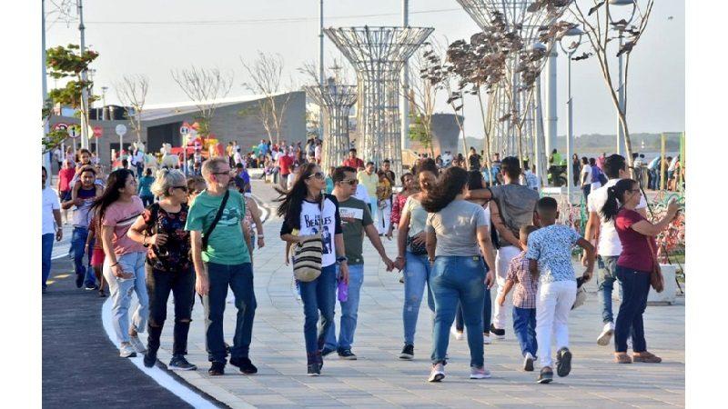 Ampliación del Gran Malecón, nuevas sedes del SENA y siembra de árboles, lo que se viene en 2019 para Barranquilla