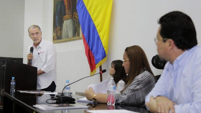 Asamblea del Atlántico clausuró sesiones 2018
