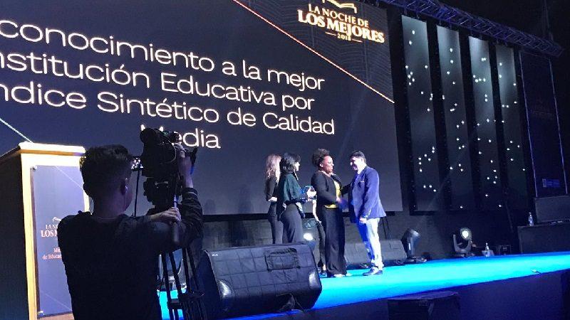 Barranquilla triunfó en 'La noche de los mejores'