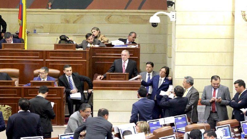 Cámara de Representantes aprobó Ley de Regiones y le da vida a la autonomía regional