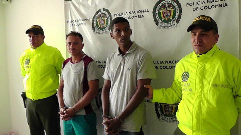 Capturan a presuntos homicidas de comerciante de Luruaco, Jhon de la Rosa