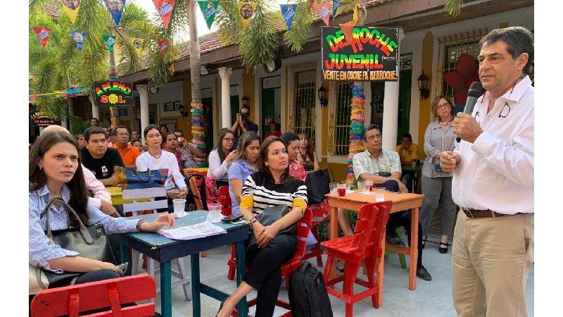 Carnaval de Barranquilla presentó el programa 'Apoyo al folclor' para empresarios