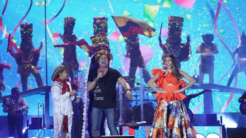Confirmado Carlos Vives para la noche de coronación de la reina del carnaval 2019