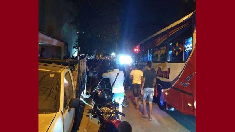 De dos tiros asesinan a ciudadano venezolano, en Puerto Colombia