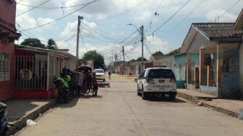 Dos adolescentes de 16 años resultaron heridos durante balacera en Rebolo 1