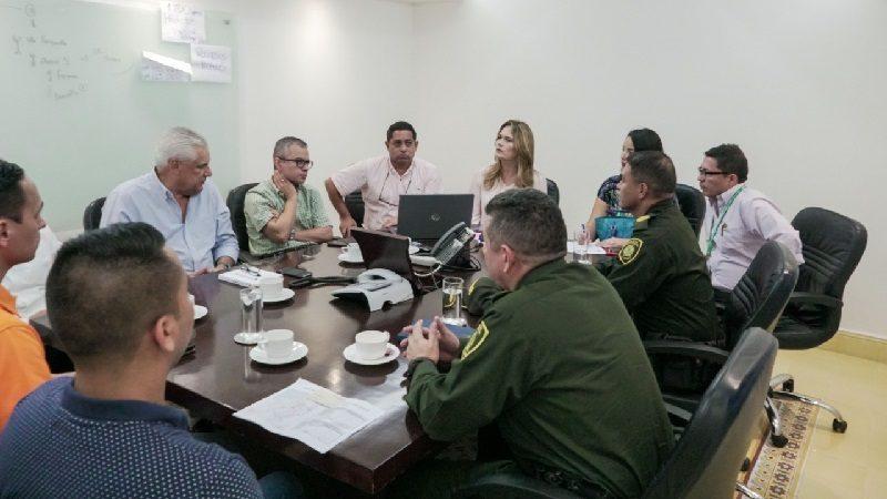 Electricaribe y Policía organizan frente común contra el robo de cables en Atlántico