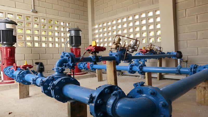 En 95% avanzan obras para llevar agua potable a El Morro, en Tubará-Atlántico