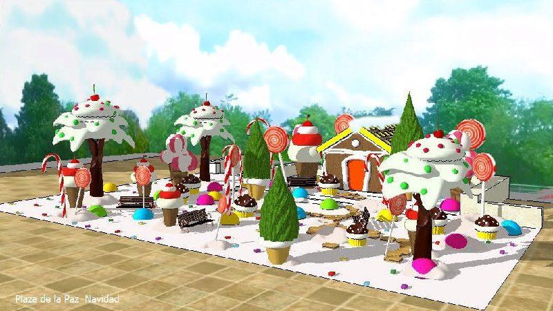 Este sábado 8 de diciembre se enciende la Navidad en la Plaza de la Paz