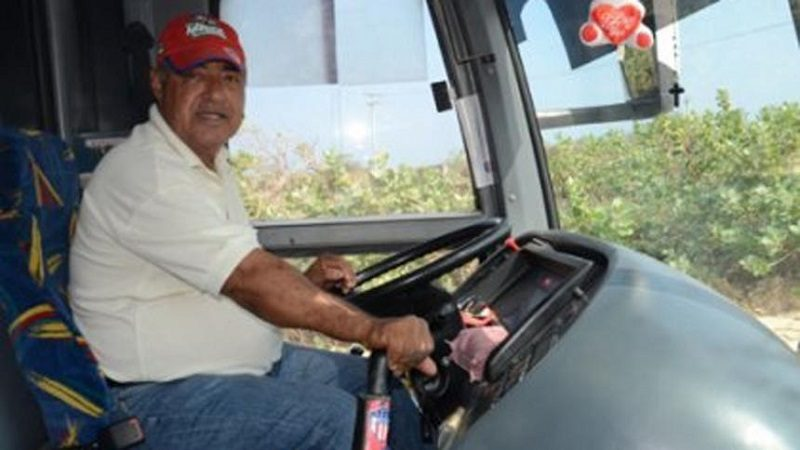 Fallece exconductor del bus de Junior, en accidente de tránsito en el centro de Barranquilla
