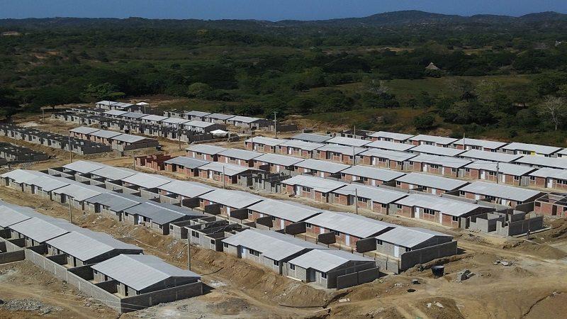 Gobernación anuncia que en marzo de 2019 entrega 216 casas VIPA en Juan de Acosta