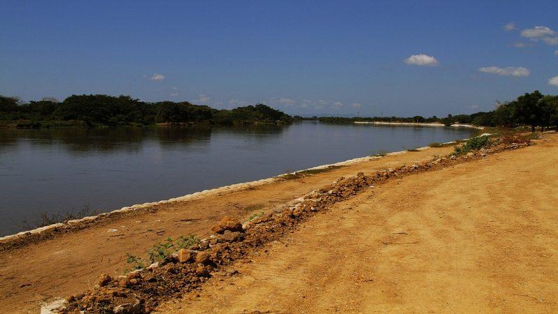 Gobernación da un parte de tranquilidad ante posibles filtraciones en el canal del Dique