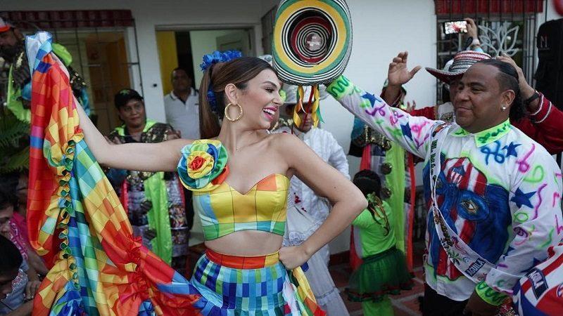 Hacedores del Carnaval y personajes de la fiesta se suman a los cambamberos de la Reina 2019