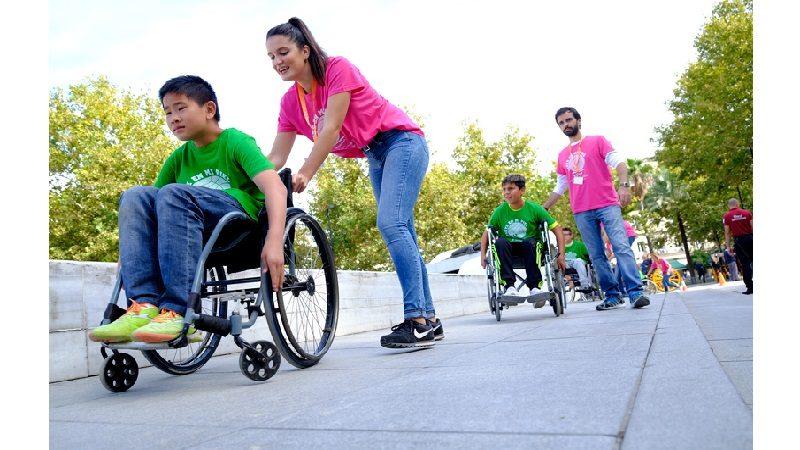 Hoy 3 de diciembre, Día Internacional de las personas con discapacidad