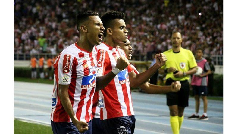 Junior derrotó 4-1 a Medellín y está cada vez más cerca de la octava estrella