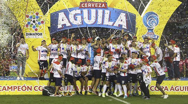 Junior tu papá, campeón de Colombia 2018
