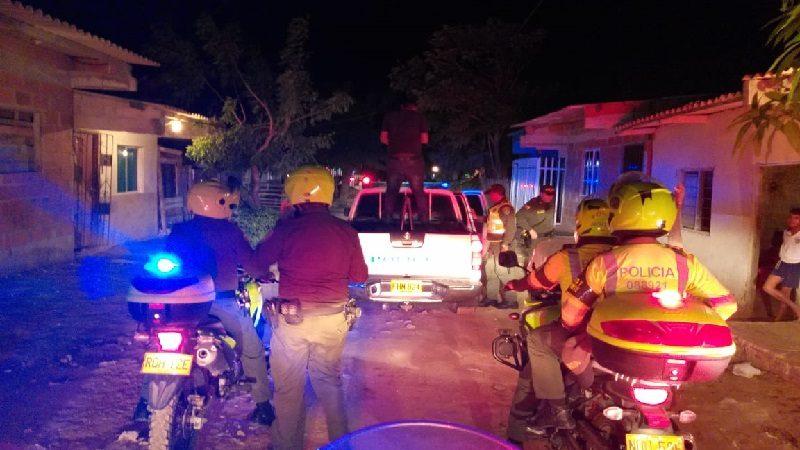 Más de 2 mil policías vigilarán a Barranquilla en Nochebuena
