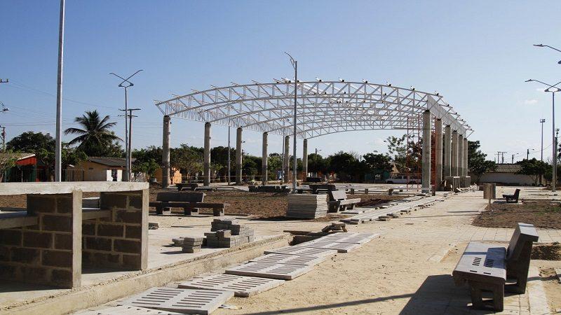 Más de 20.000 millones, inversión de Gobernación en plaza, hospital y colegio, en Candelaria