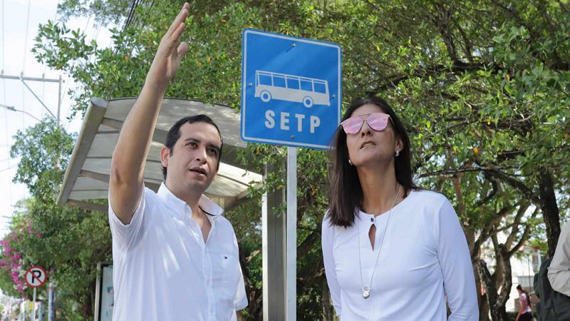 Mintransporte anuncia más de $52.000 millones para fortalecer los SETP en Sincelejo y Montería