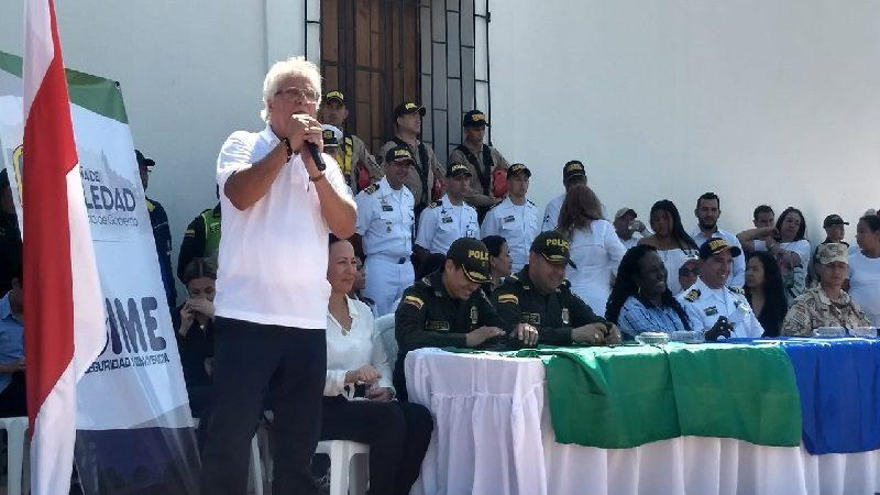 Municipio de Soledad tiene listo su plan de seguridad para temporada de fin de año