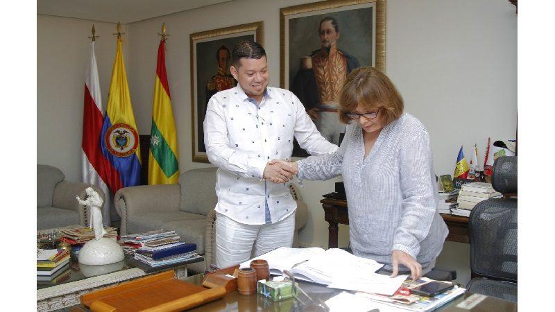 Nelson Barros Ching, nuevo secretario General de la Gobernación del Atlántico