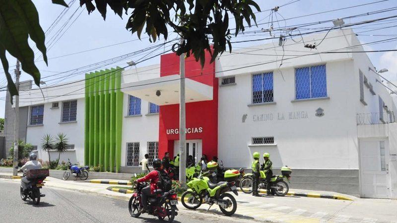 Niña de 4 años resulta herida durante pelea de pandillas, en el barrio La Manga