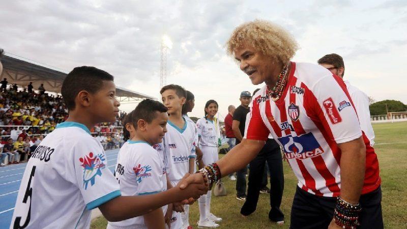 Niños de Codazzi, Cesar, serán entrenados por escuela de fútbol de la Fundación Real Madrid