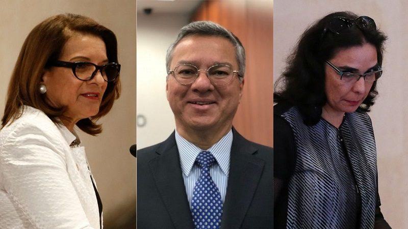 Presidente entregó terna para elección de Fiscal ad hoc en caso Odebrecht