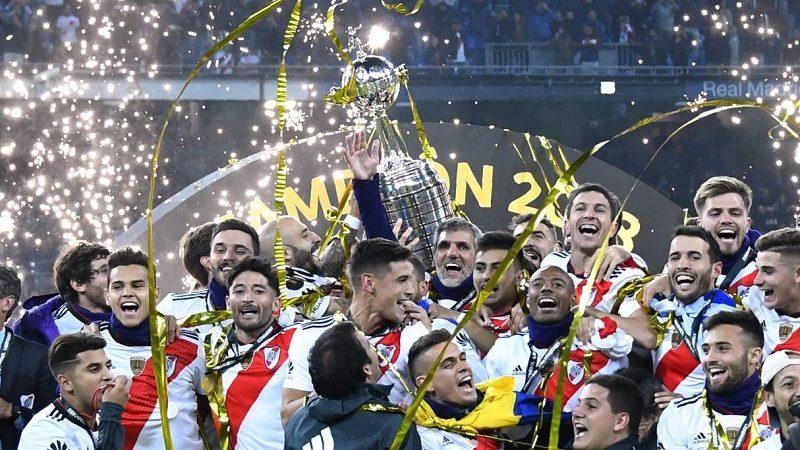 River Plate, campeón de la Copa Libertadores 2018: venció 3-1 a Boca Juniors