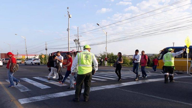 Tránsito de Barranquilla no atenderá sábado 29 y lunes 31 de diciembre, por cierre bancario de fin de año